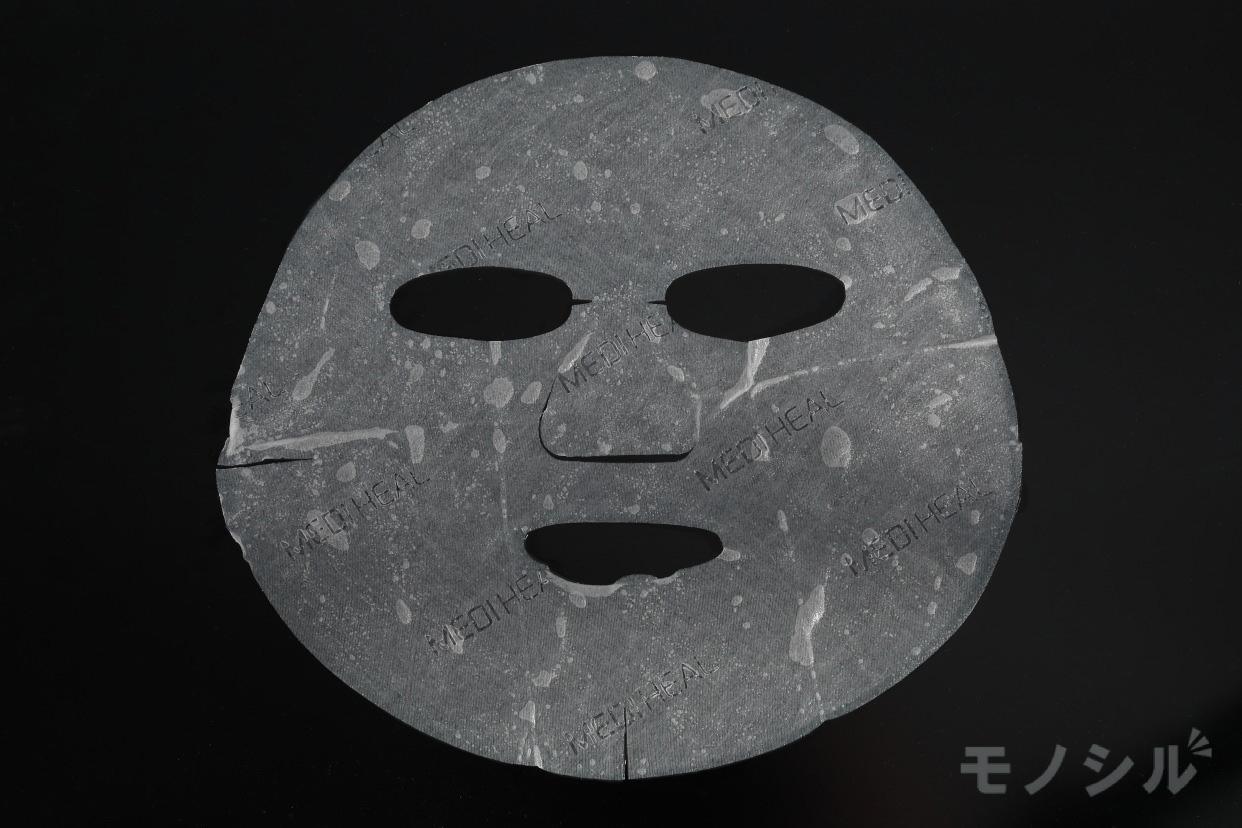 MEDIHEAL(メディヒール) P.D.F A.CドレッシングアンプルマスクEXの商品画像3 商品の形状