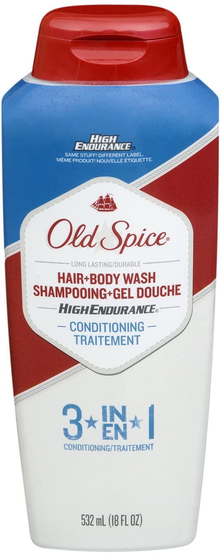 Old Spice(オールドスパイス) ハイエンデュランス ボディウォッシュ ヘア&ボディ コンディショニングの商品画像