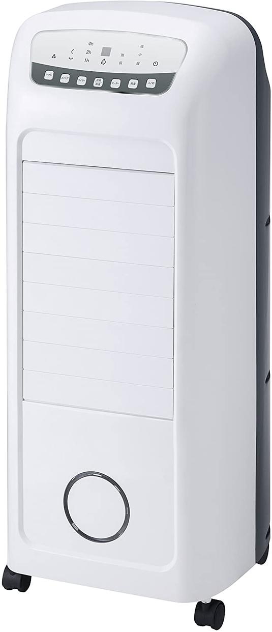 THREEUP(スリーアップ) 加湿機能付温冷風扇 ヒート&クール HCT1802の商品画像4
