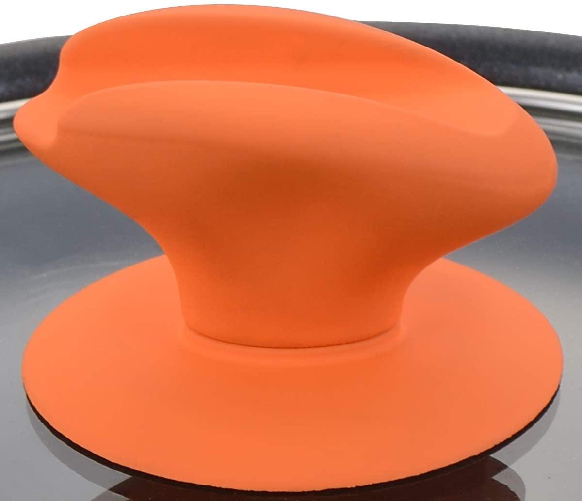 COOKSMARK(クックスマーク)両手鍋 20cm オレンジの商品画像2