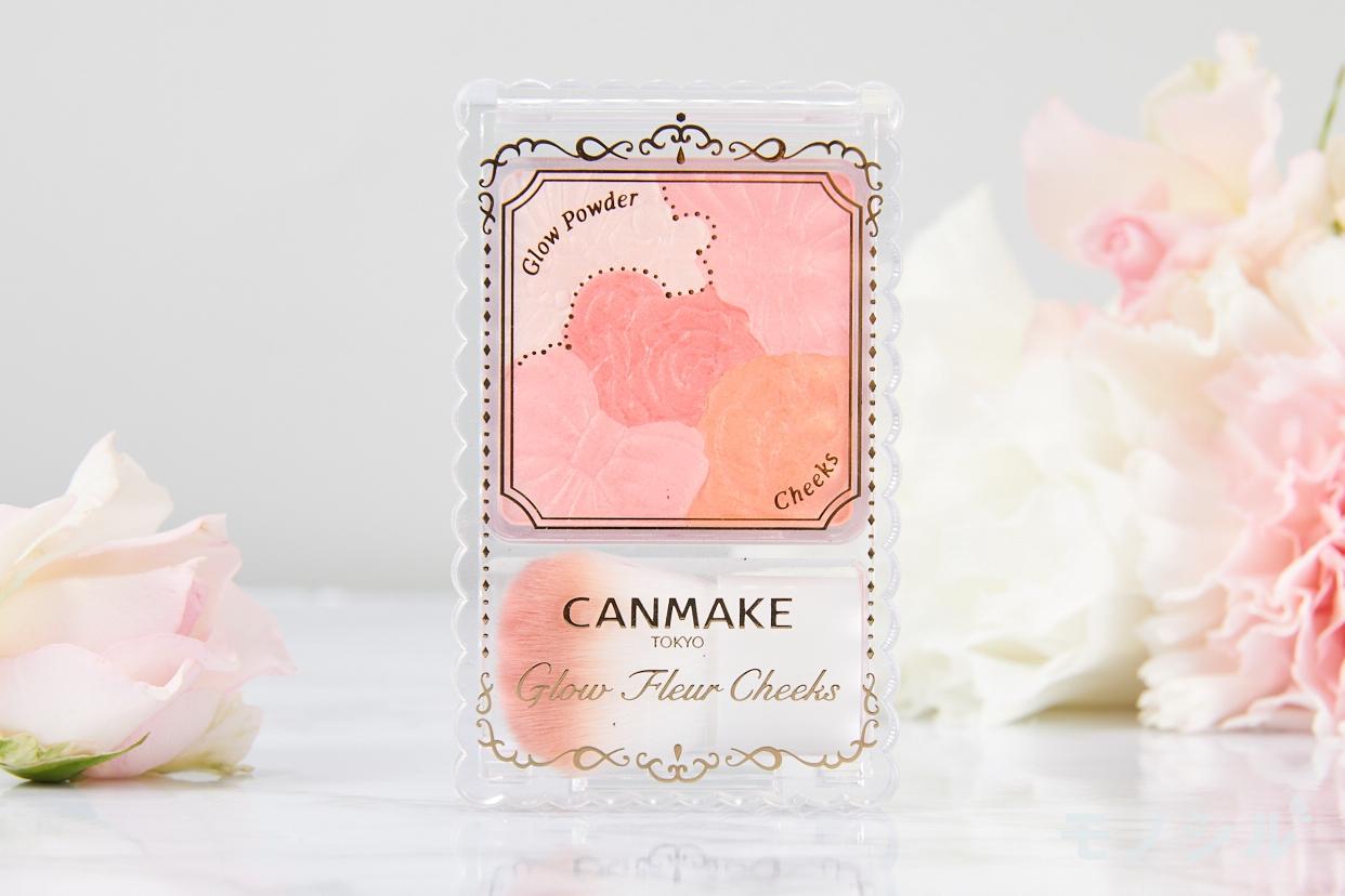CANMAKE(キャンメイク)グロウフルールチークス
