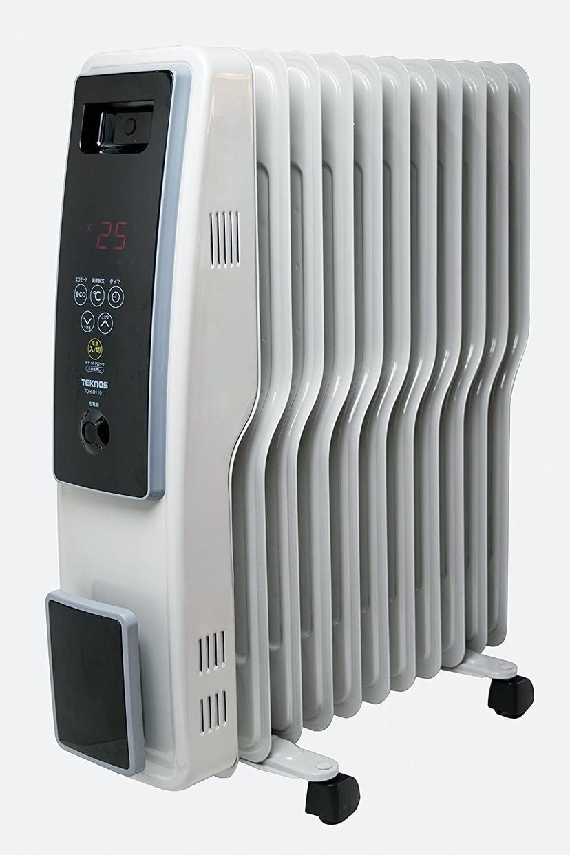TEKNOS(テクノス) オイルヒーター TOH-D1101の商品画像