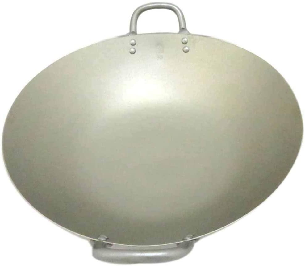TKG(ティーケージー) 純チタン 中華鍋 33cm ATY-62の商品画像2