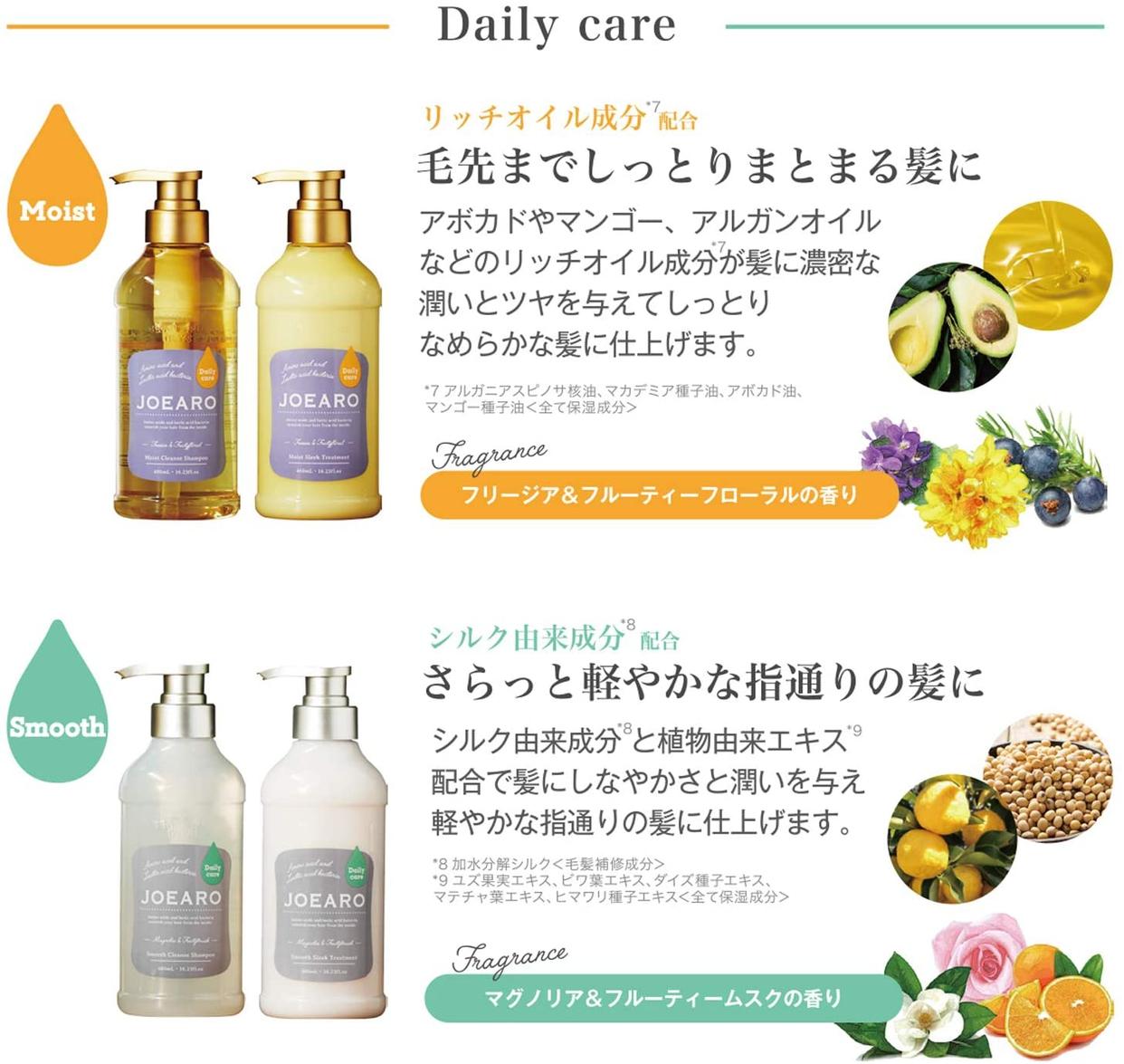 JOEARO(ジョアーロ) モイストヘアマスクの商品画像3