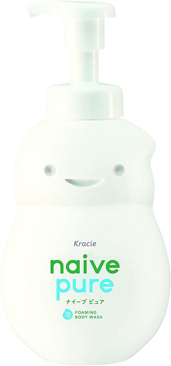 naive pure(ナイーブピュア) 泡ボディソープの商品画像