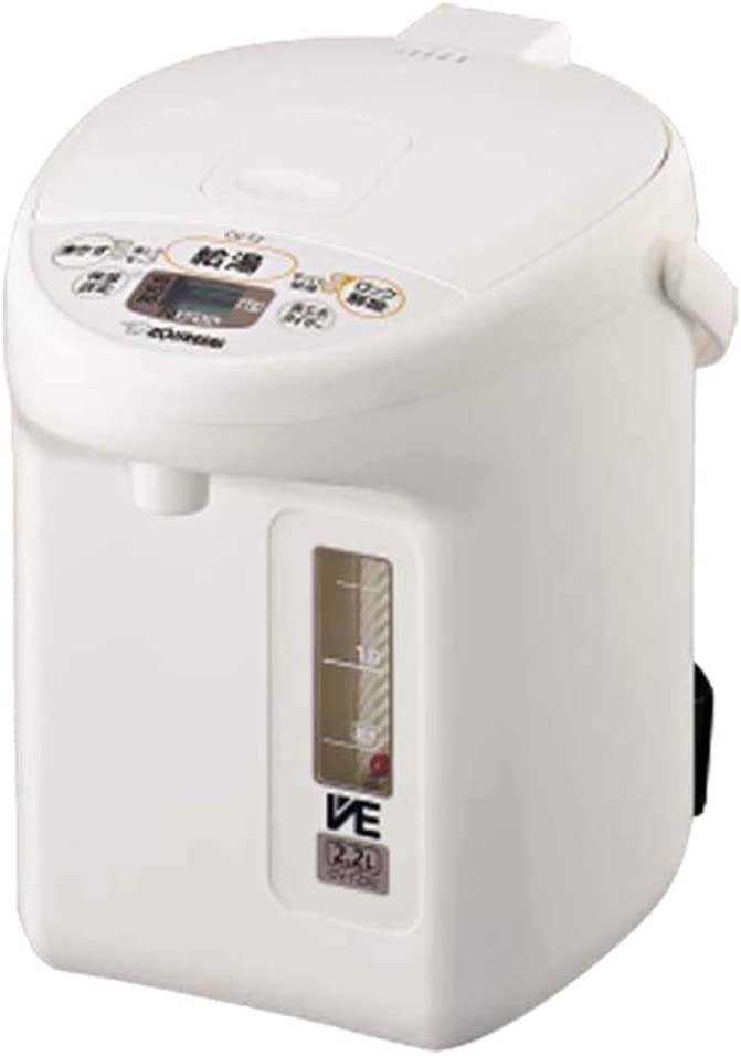 象印(ぞうじるし)マイコン沸とうVE電気まほうびん 優湯生 CV-TZ22の商品画像