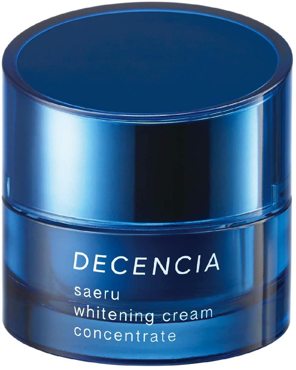 DECENCIA(ディセンシア)サエル ホワイトニング クリーム コンセントレートの商品画像6