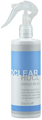HOCLEAR(ホクリア)Day's off 微酸性次亜塩素酸水スプレーの商品画像1