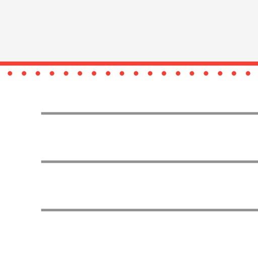 URECY WORKS(ウレシイワークス) 使いやすいメモ帳 文字数カウント JPノートの商品画像