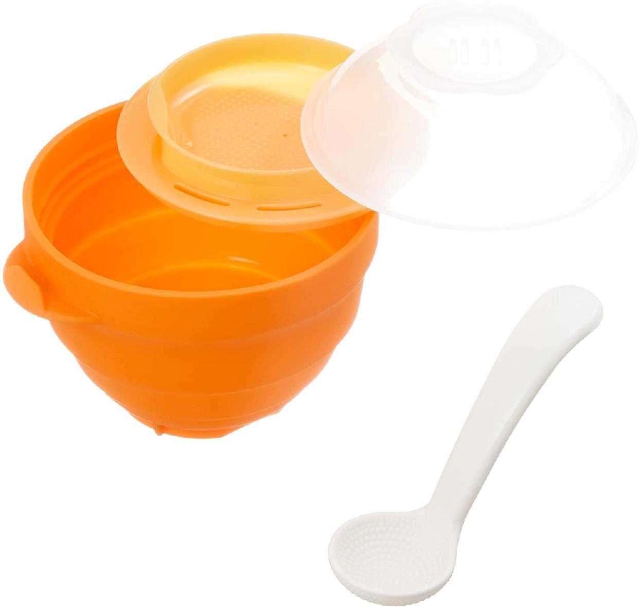 Richell(リッチェル) 離乳食シリコーンスチーマーの商品画像
