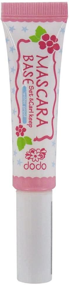 dodo(ドド) マスカラベースWPの商品画像