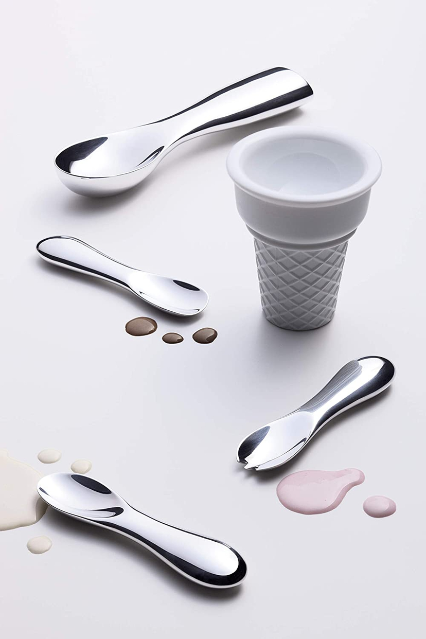 LEMNOS(レムノス) 15.0% アイスクリームスプーン / No.01 バニラ JT11G-11の商品画像5