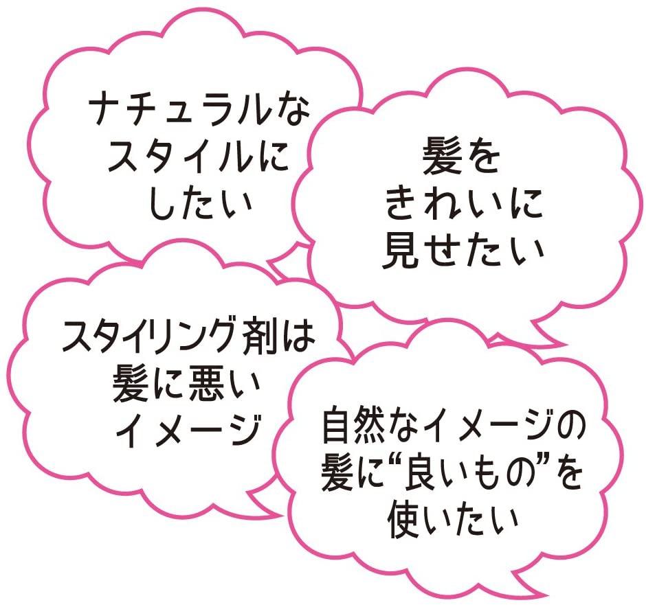 いち髪(ICHIKAMI) いち髪 髪&地肌うるおう寝ぐせ直し 和草シャワーの商品画像4