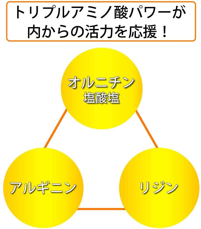 DHC(ディーエイチシー) オルニチンの商品画像4