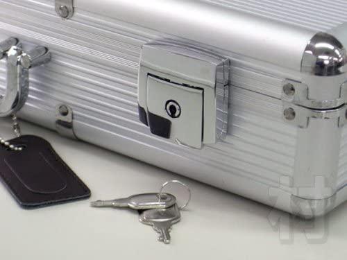 片岡製作所(KATAOKA) A004 アタッシュケースD シルバーの商品画像3
