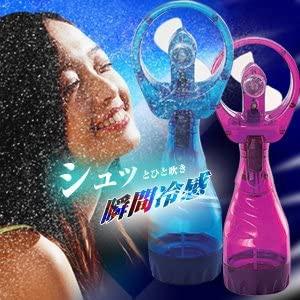 エスパル 冷感フレッシュ ミストファンの商品画像