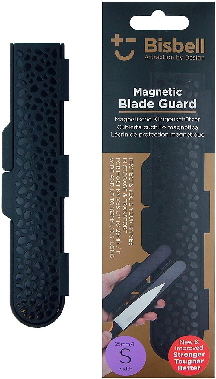BISBELL(ビスベル) マグネット包丁カバーPP S (小) 包丁ケース ナイフ シース Magnetic Blade Guard BMPPBG1_25B ブラックの商品画像3