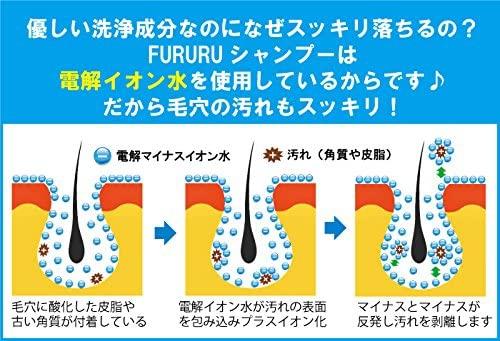フルボ酸 FURURU ボタニカル シャンプーの商品画像3