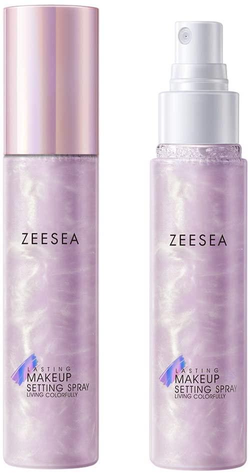 ZEESEA(ズーシー) メタバースピンクシリーズ ローリンスターメイクキープスプレー