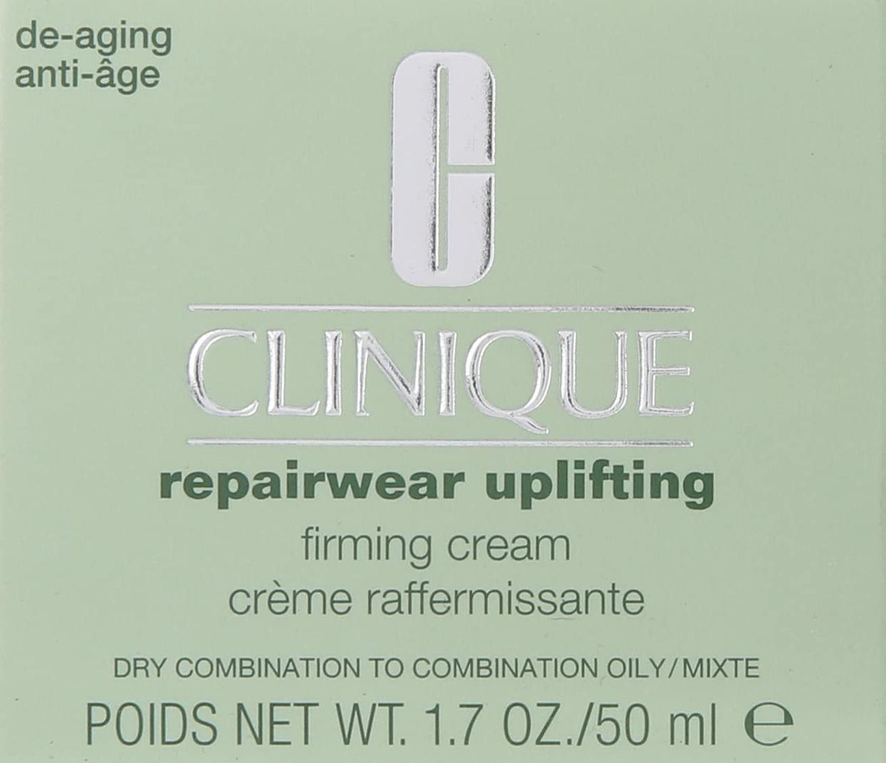 CLINIQUE(クリニーク) リペアウェア モイスチャーリフト クリーム DC/COの商品画像2