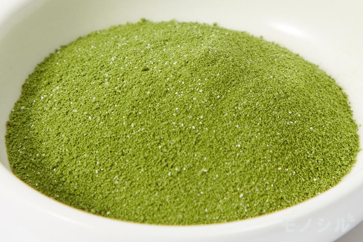 エガオ えがおの青汁満菜の商品画像4 商品の粉末の状態