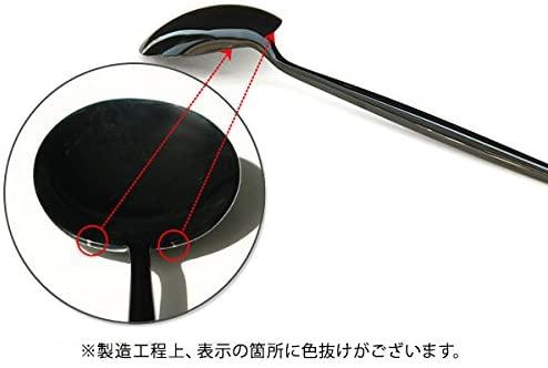 Cutipol(クチポール) ムーン マットブラック デザートフォーク CT-MO-07-BLFの商品画像7