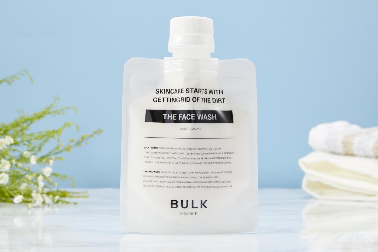 BULK HOMME(バルクオム)THE FACE WASH