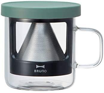 BRUNO(ブルーノ) パーソナルコーヒードリッパー グリーン BHK244の商品画像
