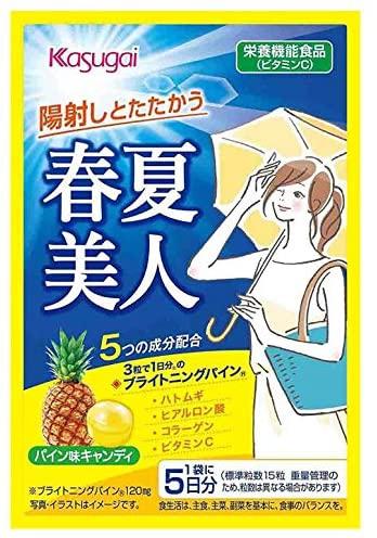 春日井製菓春夏美人