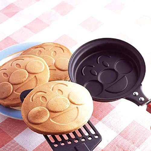 アンパンマン ホットケーキパン(ステンシルシート付)の商品画像2