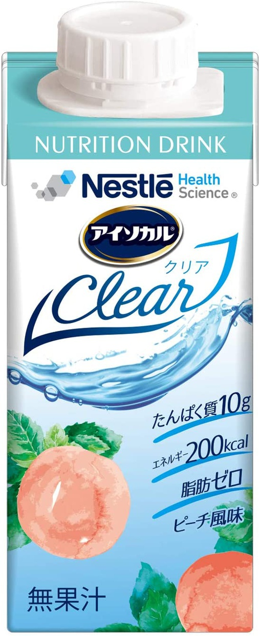 Nestle(ネスレ) アイソカル クリアの商品画像