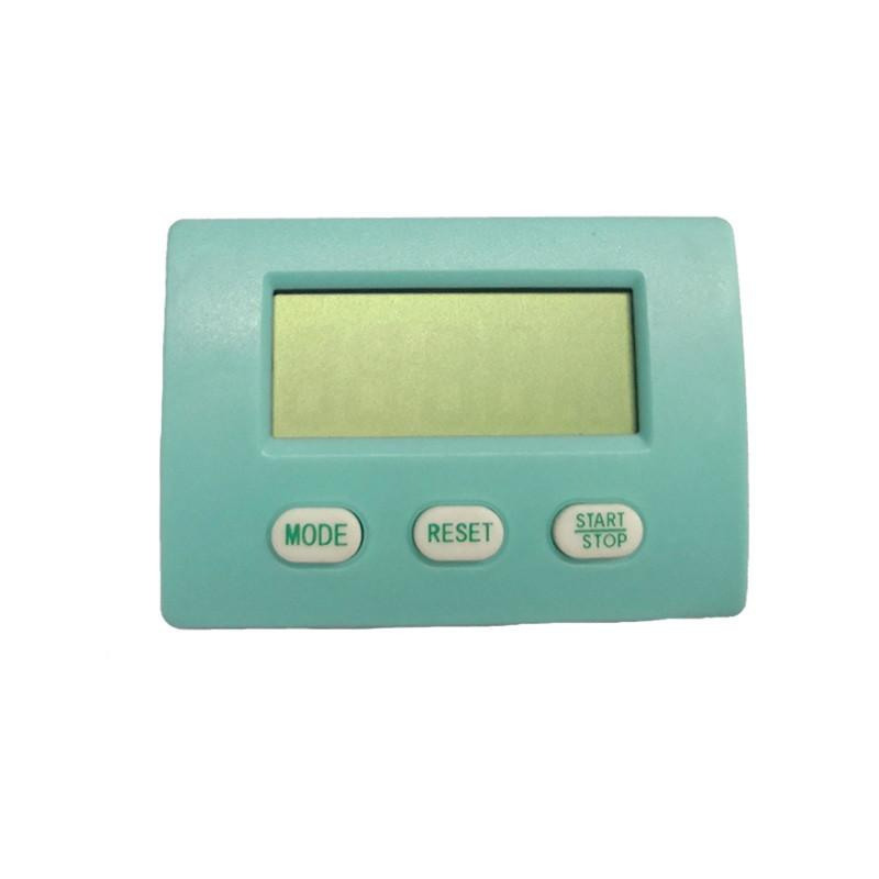 DAISO(ダイソー) キッチンタイマー(時計付)の商品画像