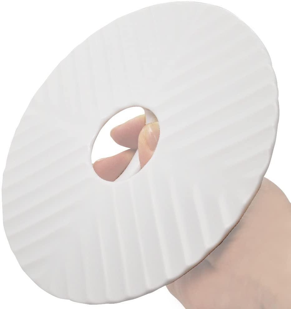 貝印(カイ)蒸し皿 & 落し蓋 16cm ホワイト DH-3110の商品画像5