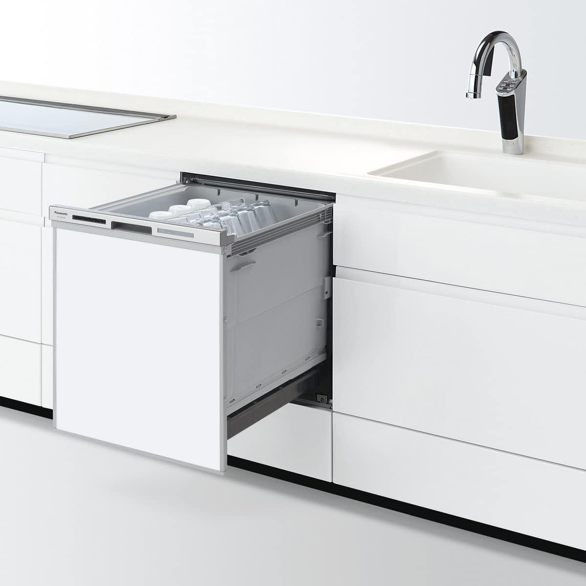 Panasonic(パナソニック) ビルトイン食器洗い乾燥機 NP-45MD8Sの商品画像