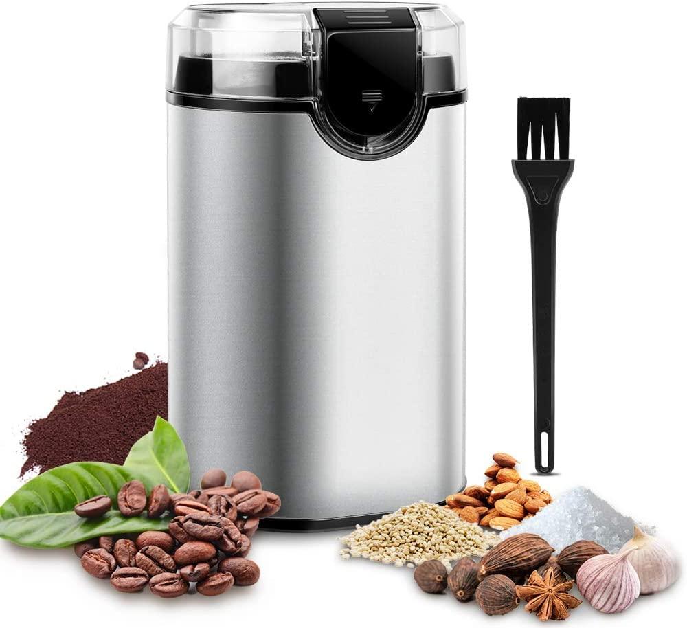 Morpilot(モーピロット) コーヒーミル シルバーの商品画像
