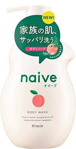 naive(ナイーブ) ボディソープ 桃の葉エキス配合