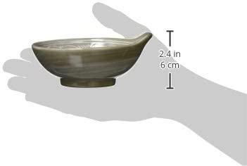銀峯陶器 萬古焼 とんすい 花三島の商品画像5
