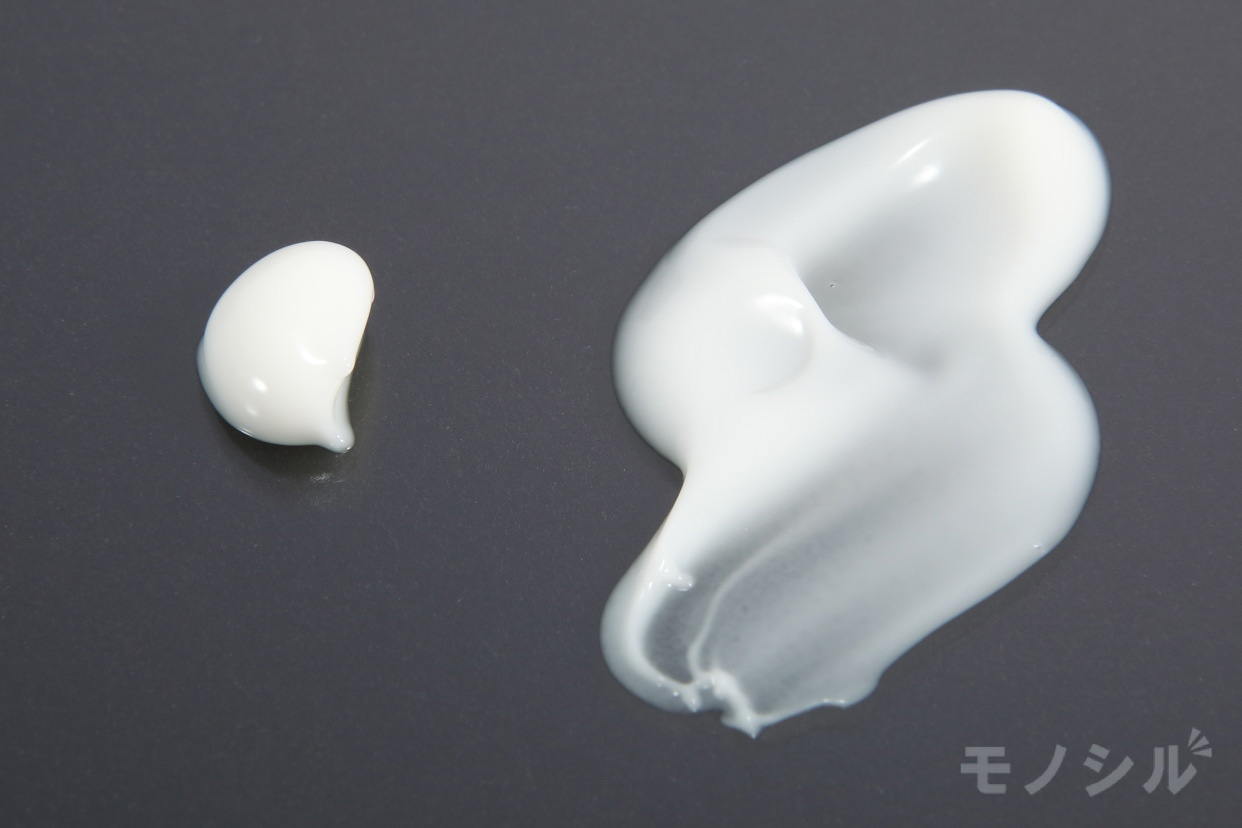 Avene(アベンヌ)ミルキージェル 保湿ジェルクリームの商品のテクスチャ−