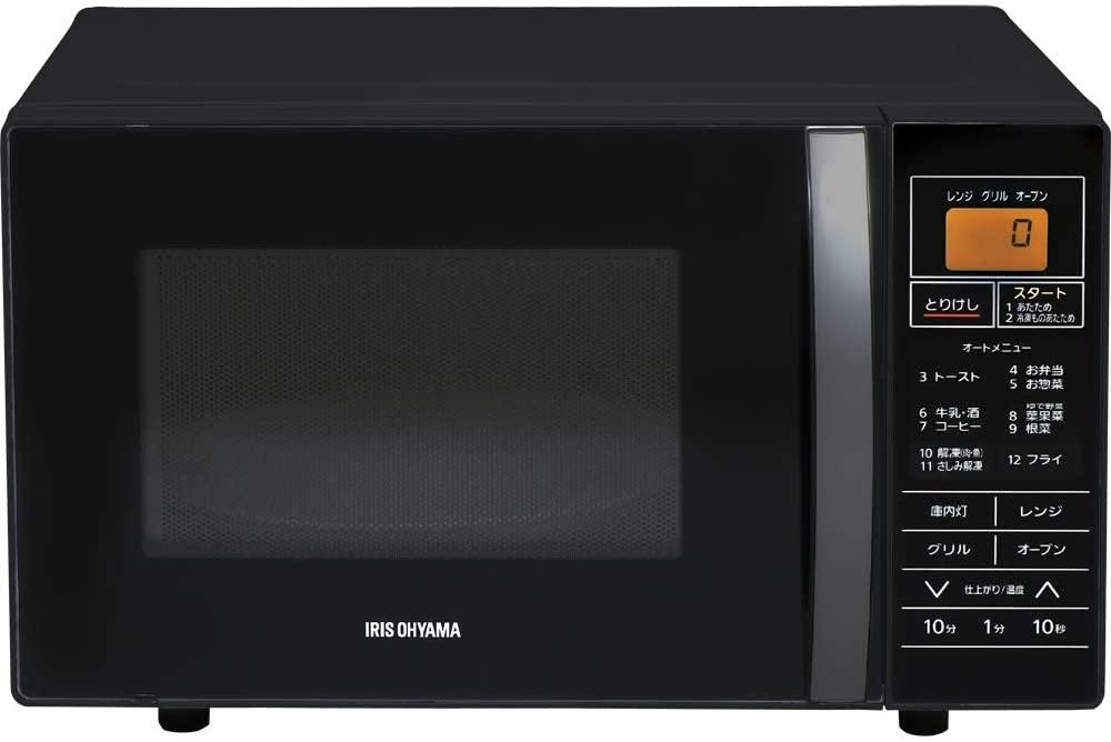IRIS OHYAMA(アイリスオーヤマ) オーブンレンジ MO-T1602の商品画像