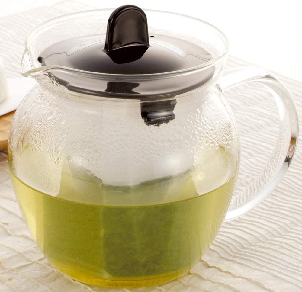 iwaki(イワキ) お茶ポット 480ml ブラック K853T-BKの商品画像4