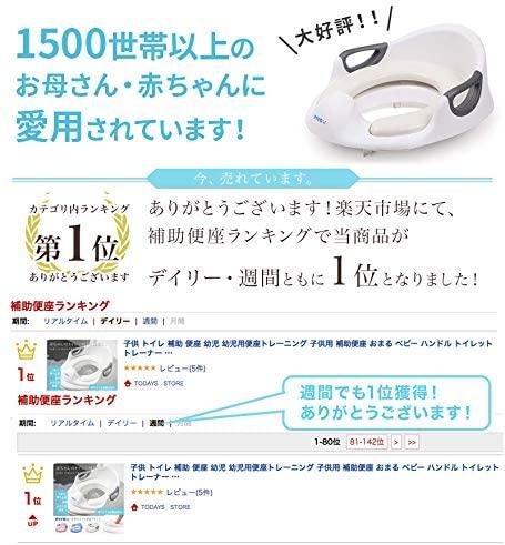 PIYO(ピヨ) 便座トレーニング 子供用の商品画像3