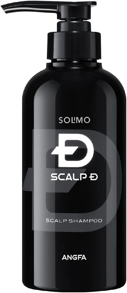SOLIMO SCALP D(ソリモ スカルプD) スカルプシャンプーの商品画像