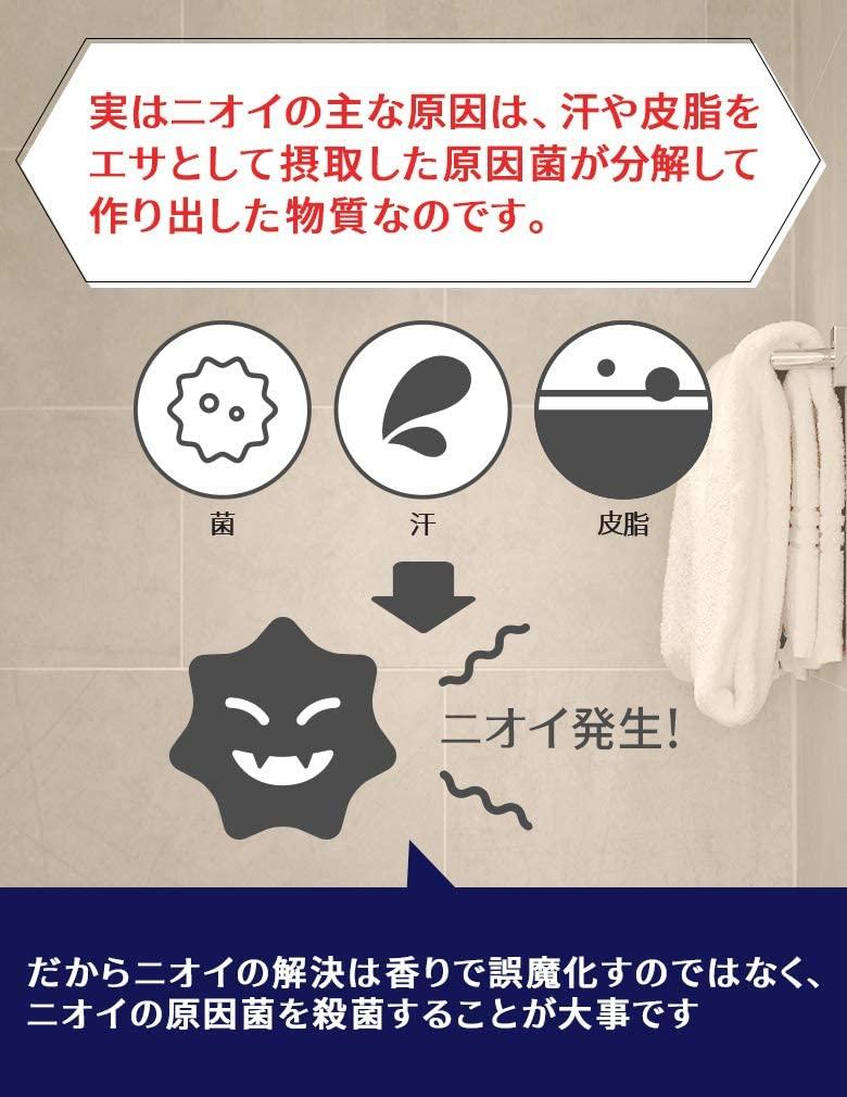 MUSE(ミューズメン) ボディ用 石鹸の商品画像6