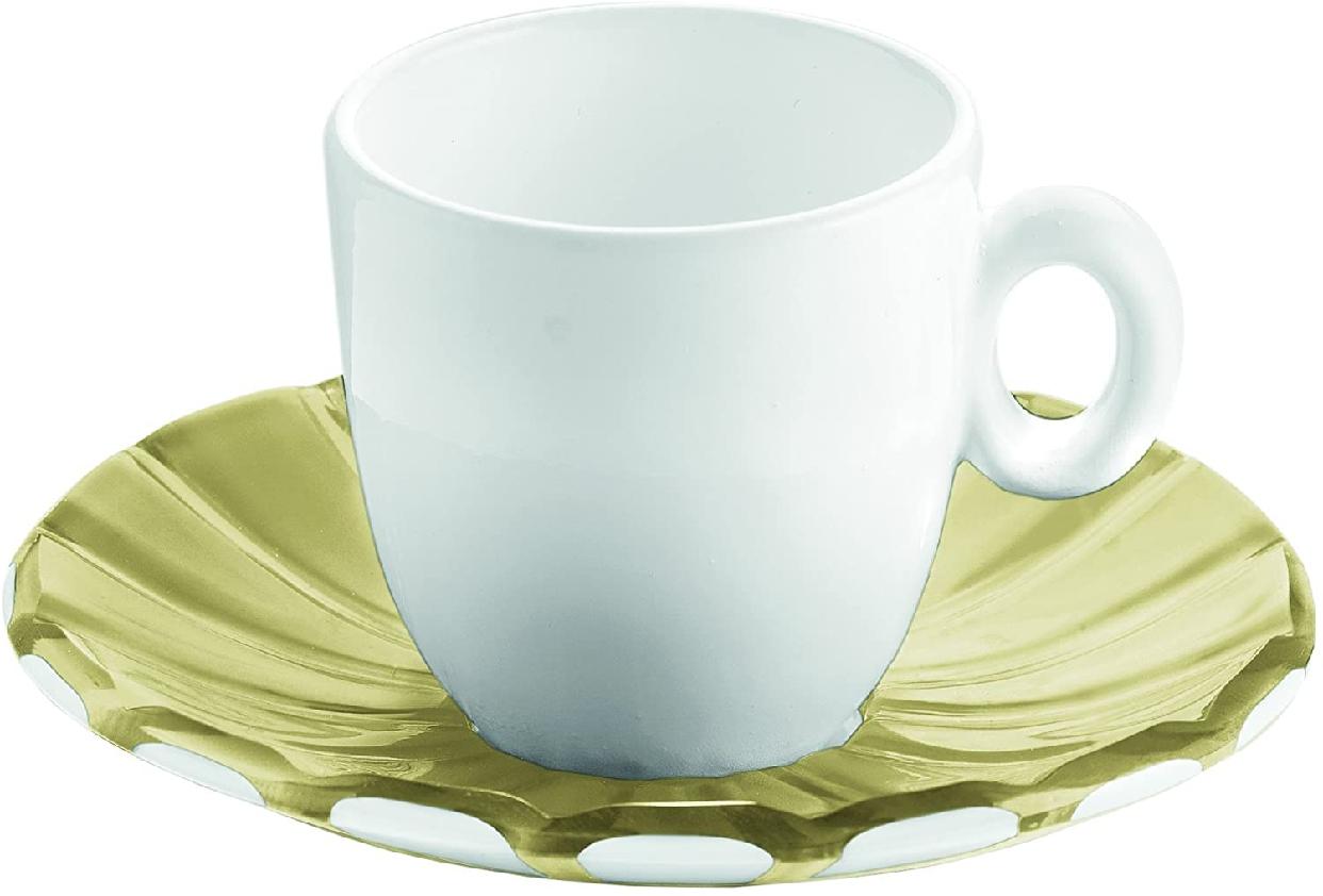 guzzini(グッチーニ) エスプレッソカップ 2Pセット GRACEの商品画像2