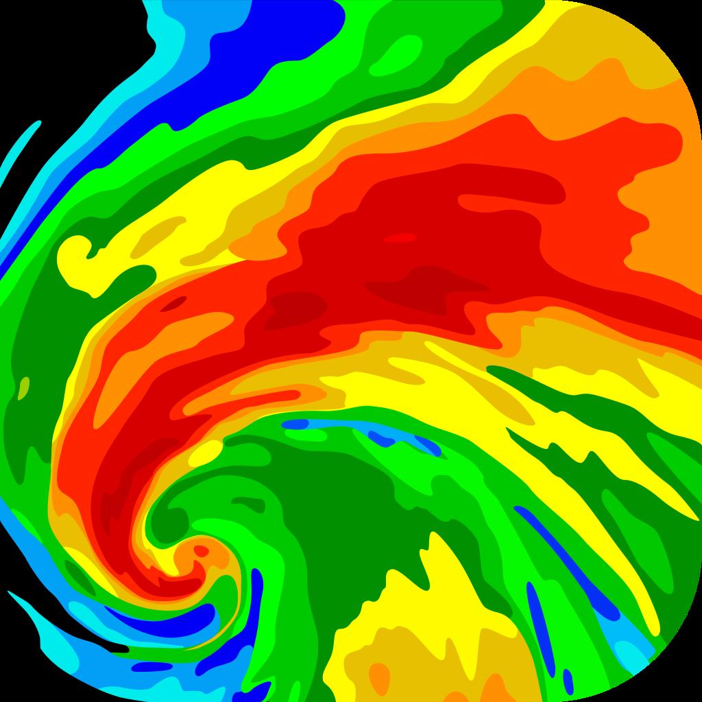 Apalon Apps(アパロンアプリ) 天気予報&ライブ気象レーダー