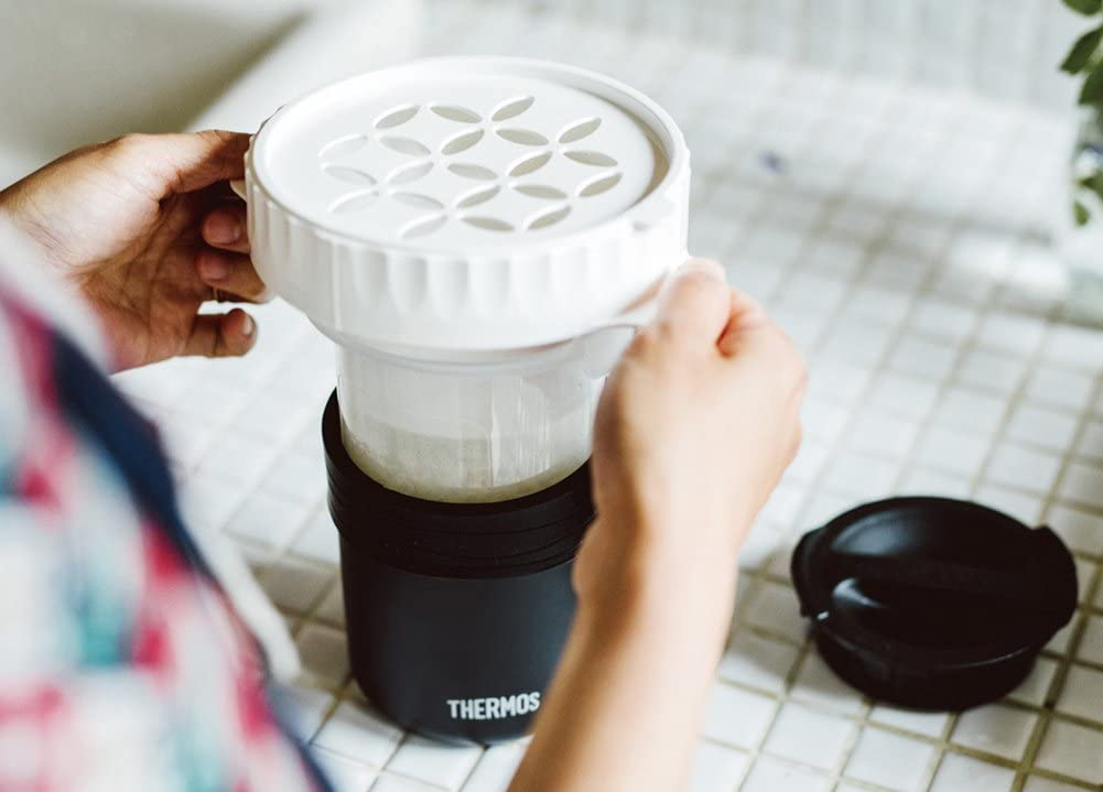 THERMOS(サーモス) ごはんが炊ける弁当箱 JBS-360の商品画像6