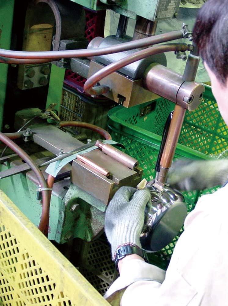 燕人の匠(エンジンノタクミ)パスタ鍋 桜吟 20cm シルバー ETS-500の商品画像4