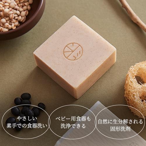 米一途(comeitto) 洗う米ぬか台所用石けんの商品画像5