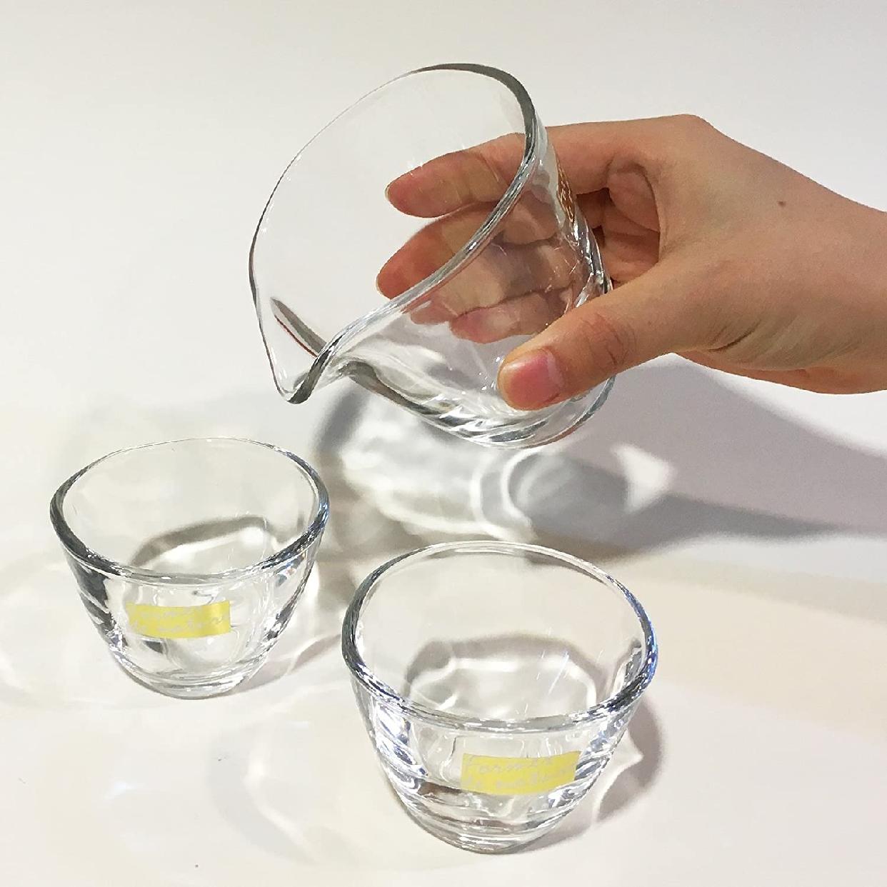 ADERIA(アデリア)Formes de nature 片口冷酒器 S-6202の商品画像2