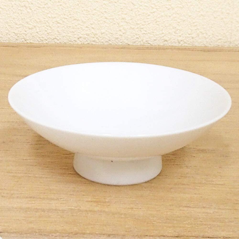 四季彩 -陶器ONLINE-(しきさい とうきおんらいん)平盃 白浅口 3.0盃の商品画像2